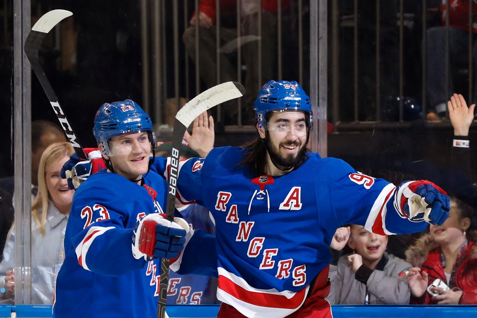 Mika Zibanejad är en av de svenskar vars NHL-säsong återupptas i augusti.