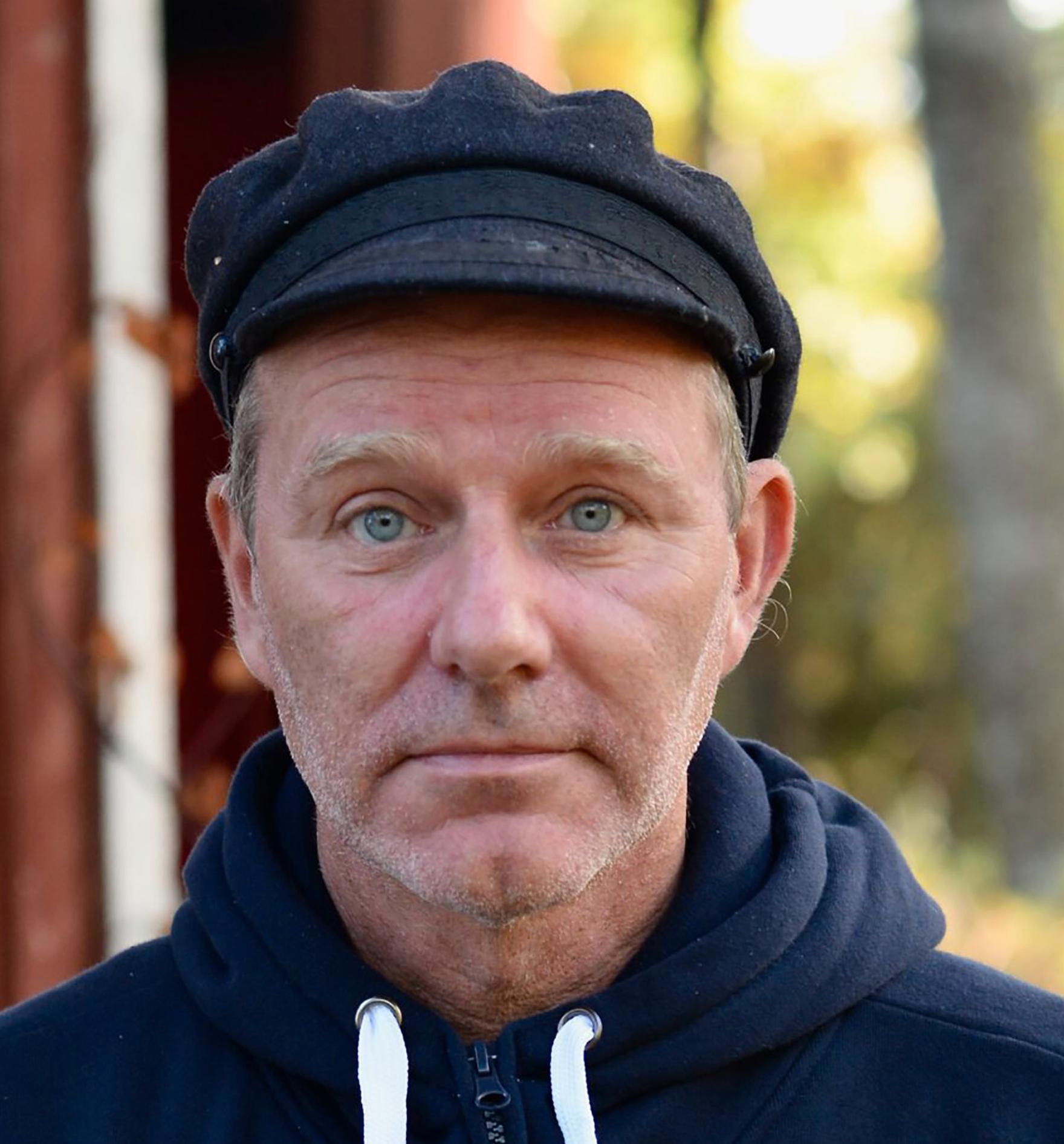John Ajvide Lindqvist