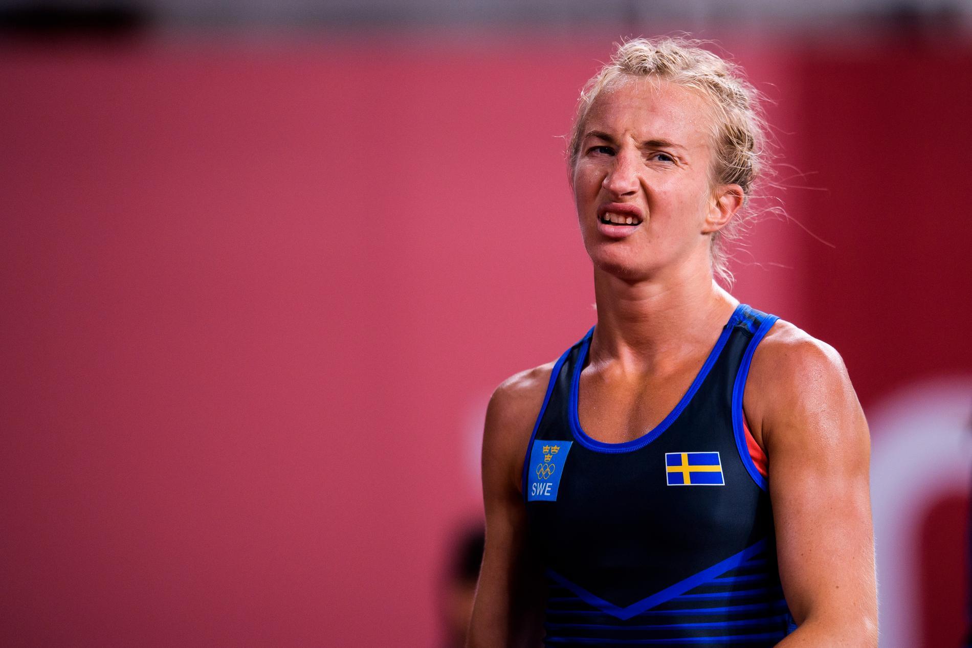 Sofia Mattsson.