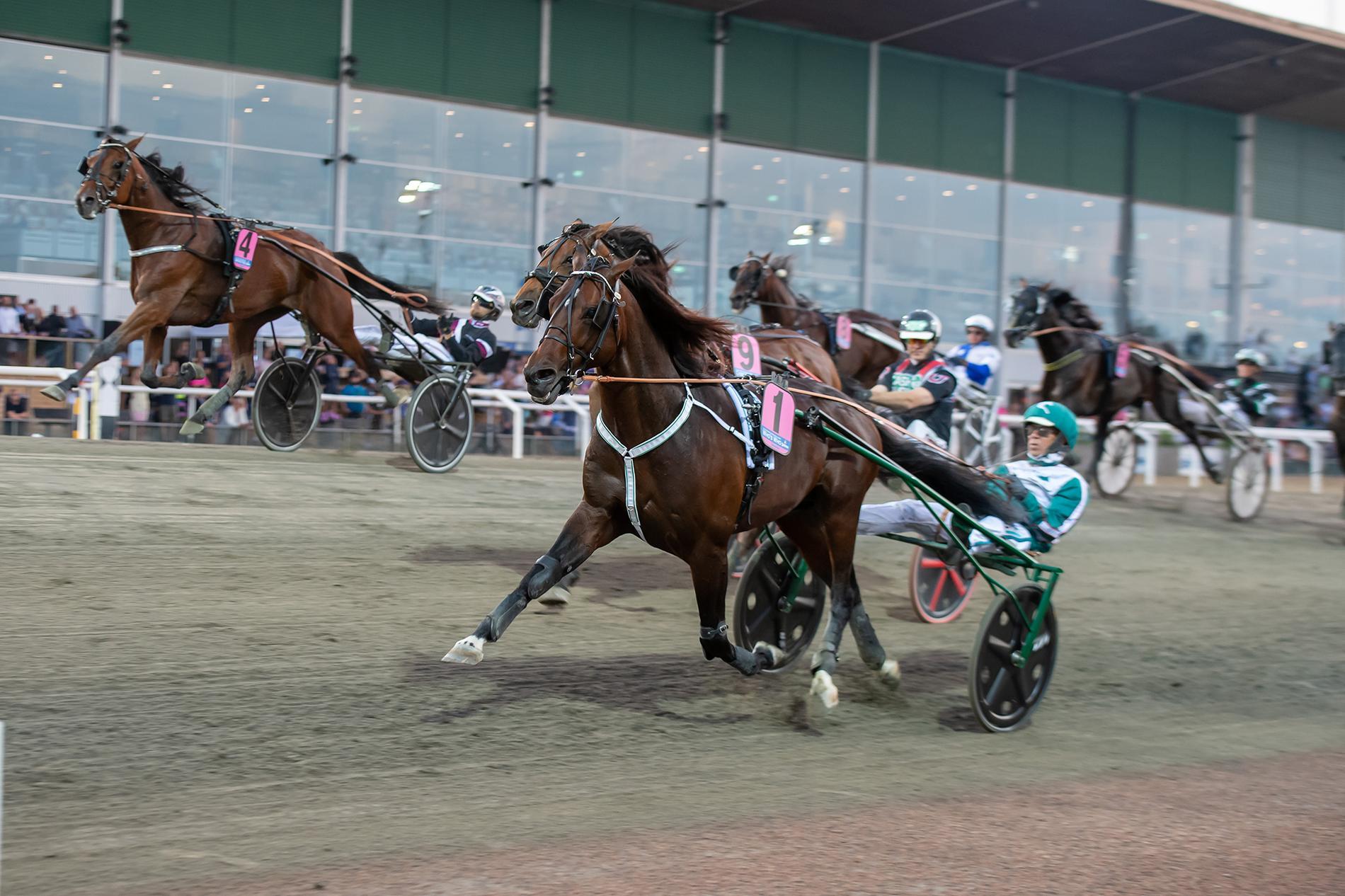 Örjan Kihlström och Who's Who vann Hugo Åbergs Memorial.