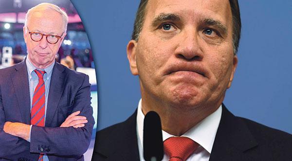 Det som började som säkerhetskris har blivit en förtroendekris för statsminister Stefan Löfven. Nu behöver Alliansen fortsatt driva på för att utkräva ansvar av regeringen och i synnerhet statsministern, skriver M-veteranen Gunnar Hökmark.