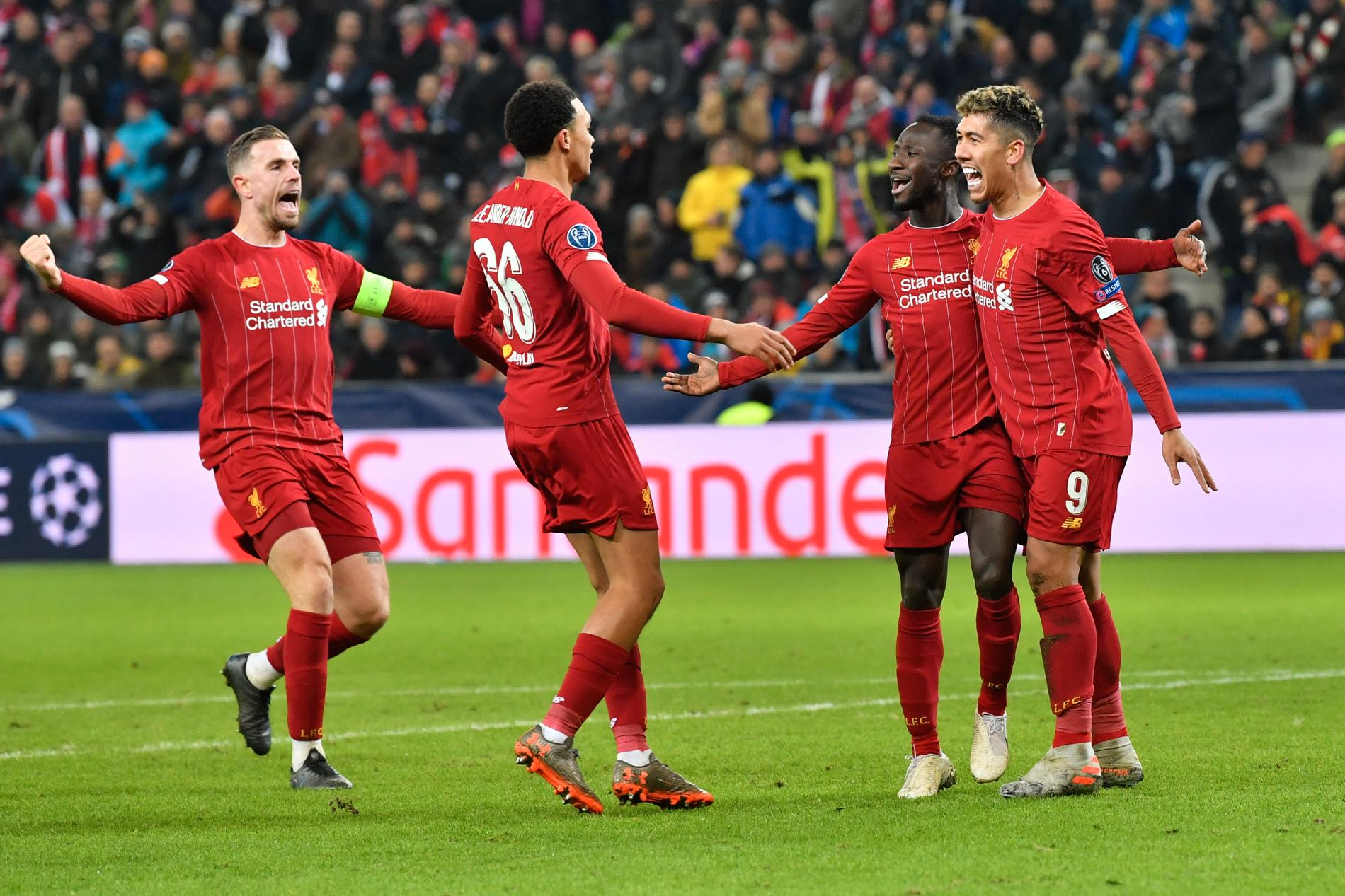 Liverpool vann i våras.