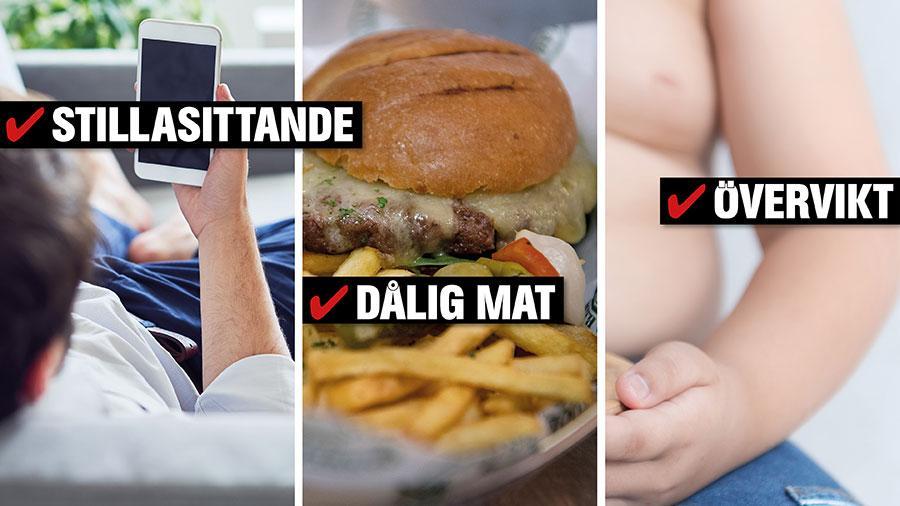 Folkhälsan i Sverige stod redan innan covid-19 inför stora utmaningar. Vi äter mindre hälsosamt samtidigt som stillasittande och fysisk inaktivitet ökar. Nu krävs handling, därför måste regeringen besluta om en nationell handlingsplan för ökad fysisk aktivitet och bättre matvanor, skriver 54 organisationer.