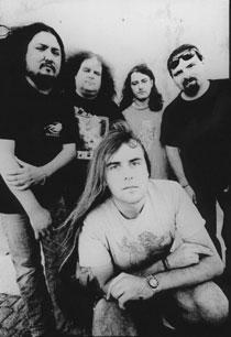 Napalm Death kommer till Göteborg.