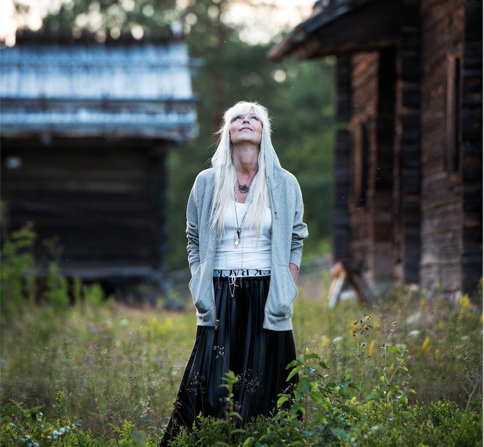 """Med """"Kniven i hjärtat"""" har Kajsa Grytt gjort sitt starkaste album hittills."""