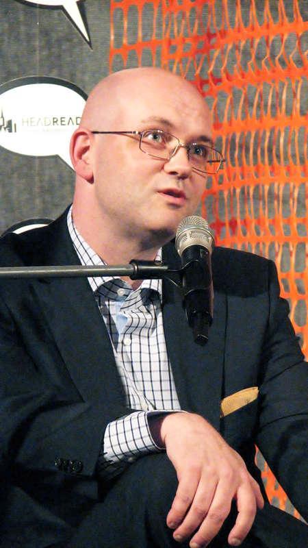 Lars Svendsen.