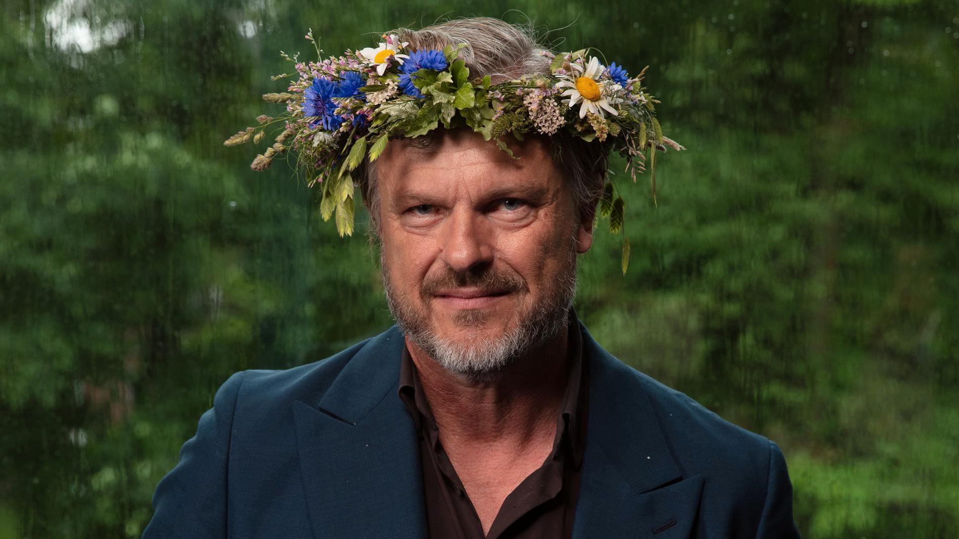 """Thomas Sandell i """"Sommar i P1""""."""