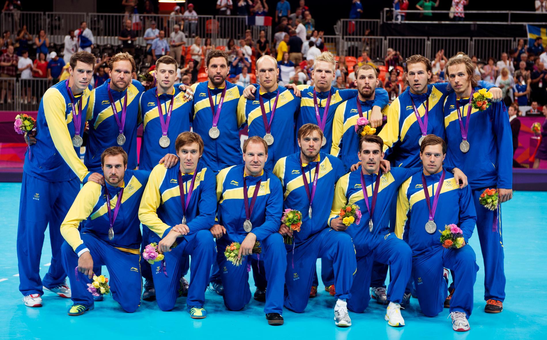 OS-laget 2012.