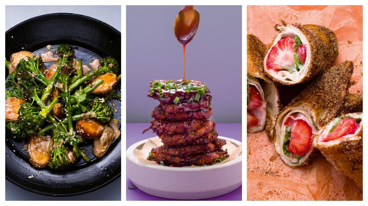 Vegansk snabbmat: enkelt och jättegott