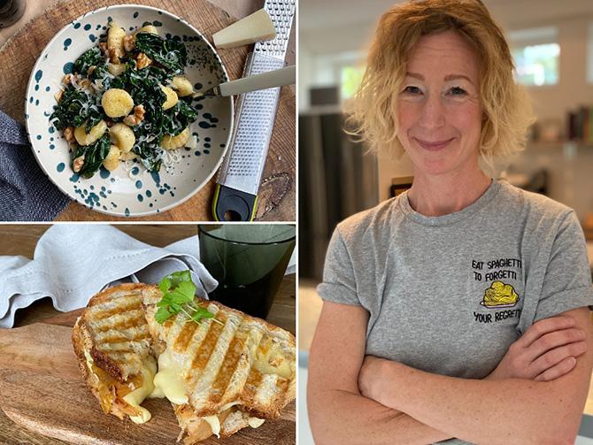 Matbloggaren Kristina Risberg ger sina bästa tips för att göra hemmalunchen lite godare och lite smartare.