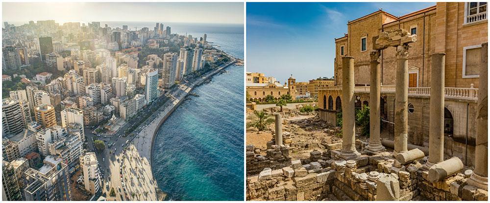 Beirut är en härlig mix av nytt och gammalt.