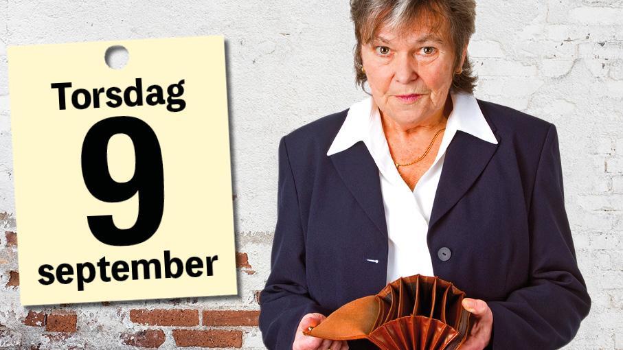 Om pensionsgapet mellan kvinnor och män räknas om till dagar på ett år slutar kvinnor att få pension i dag den 9 september, medan män fortsätter få pension hela året. Vi kräver att kvinnors pensioner höjs, skriver 18 organisationer och politiska kvinnoförbund.