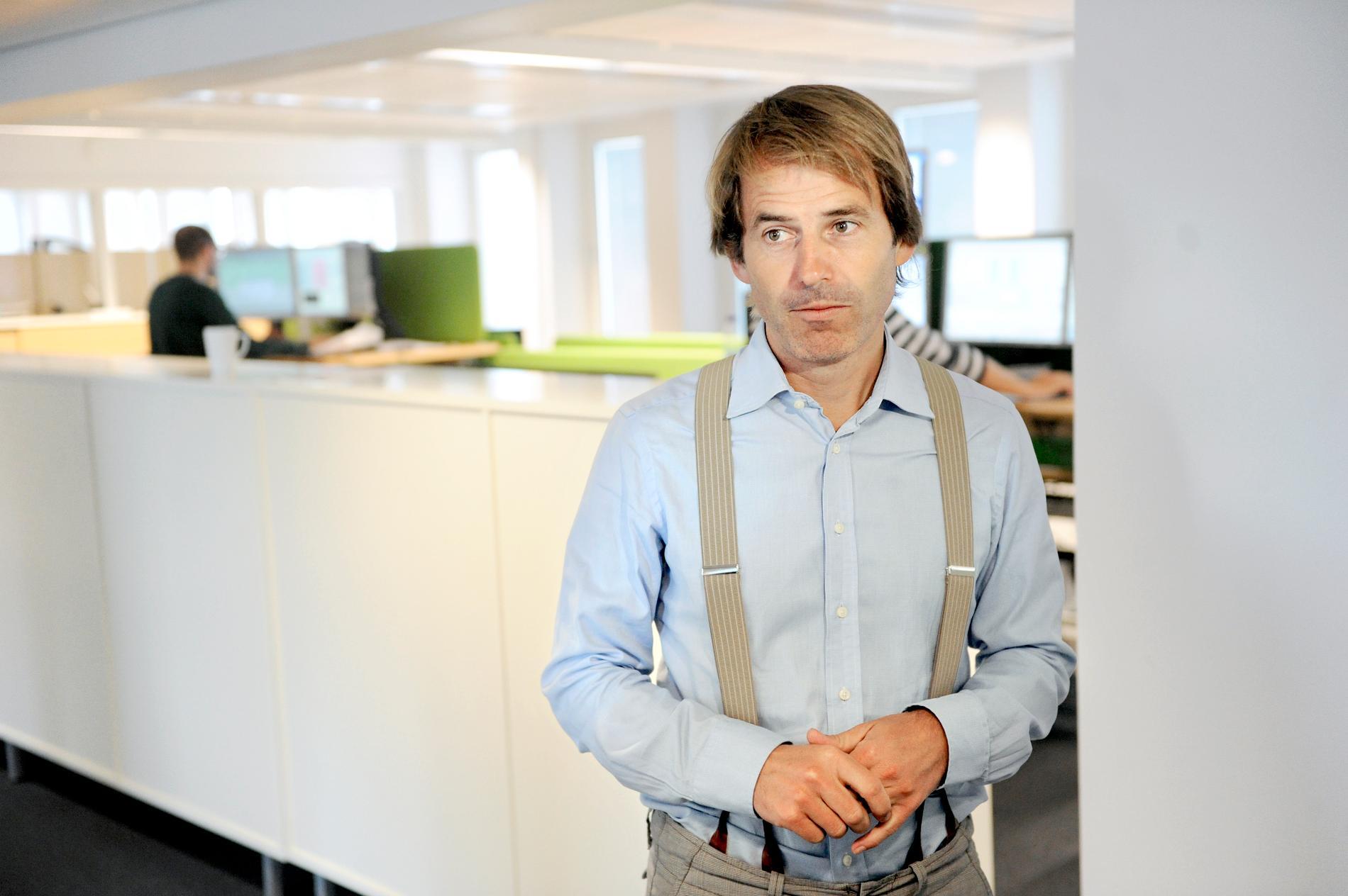 Claes Hemberg, oberoende ekonom.