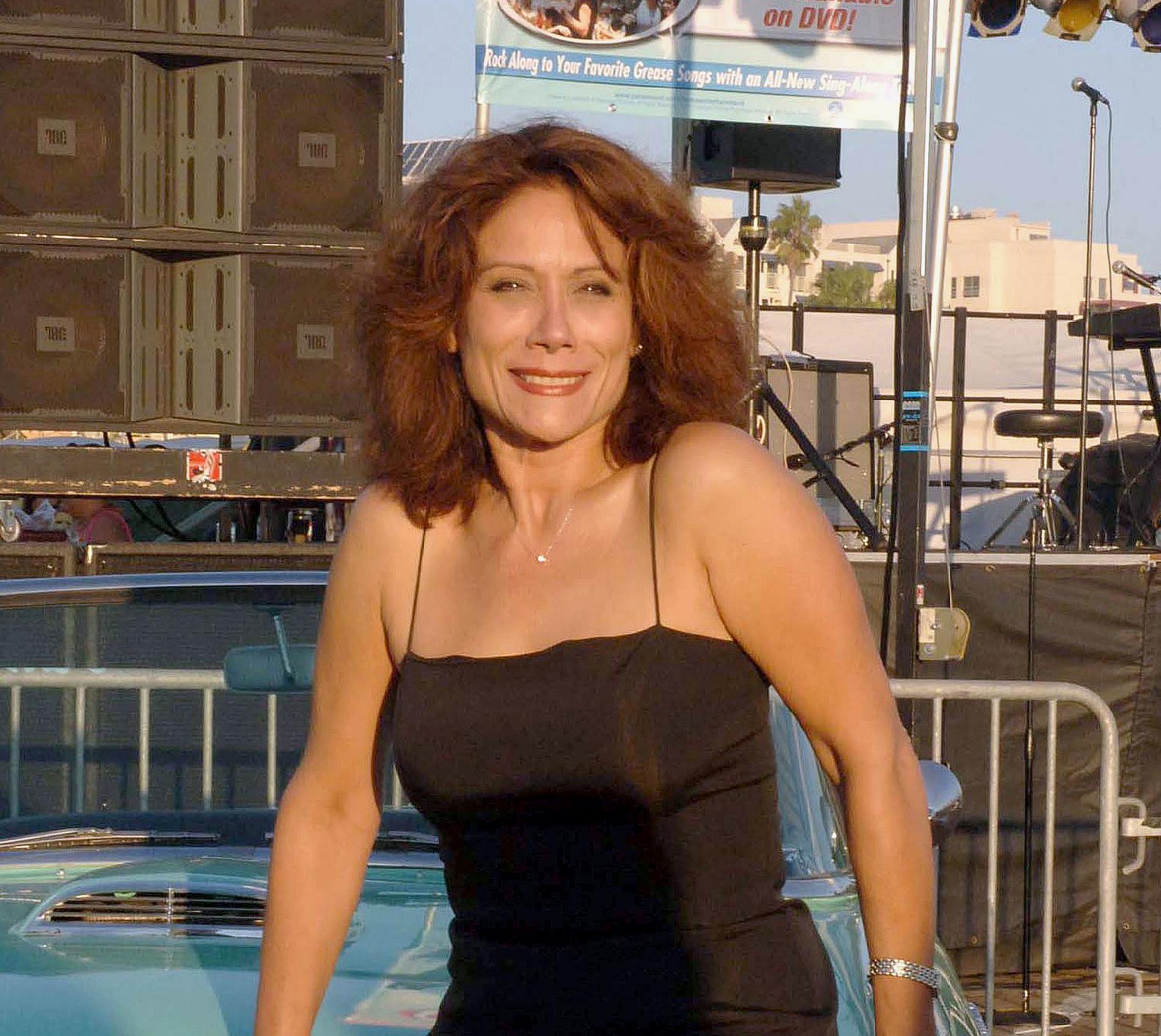 Annette Charles blev 63 år.