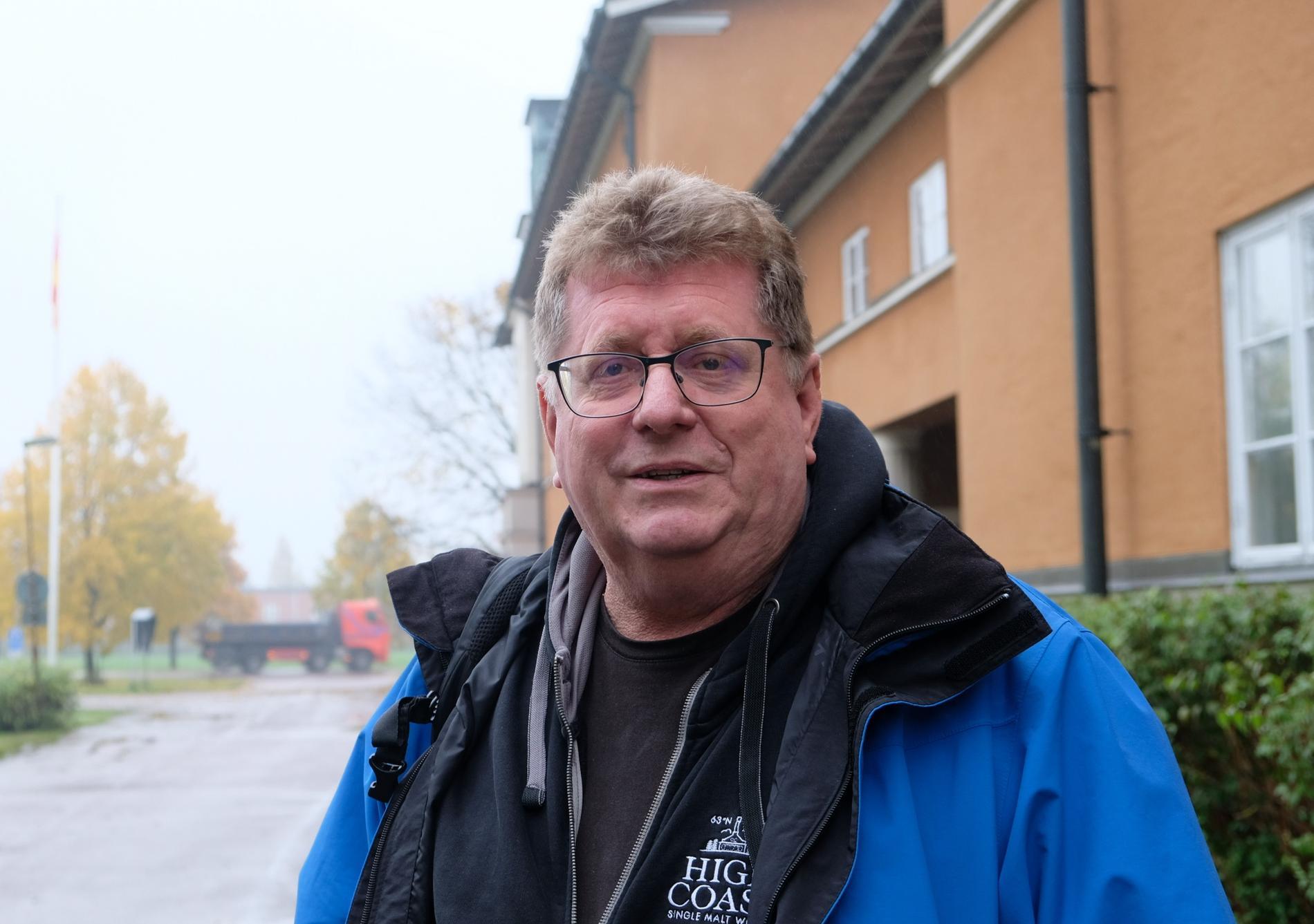 Jan Bohman.