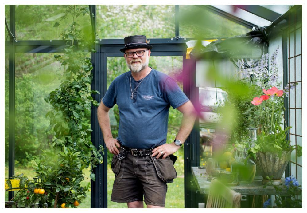 Bosse Rappne tipsar om vad du behöver göra i trädgården i juli.
