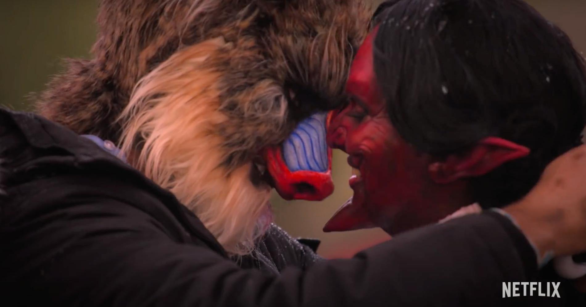 "Netflix nya dejtingserie ""Sexy Beasts""."
