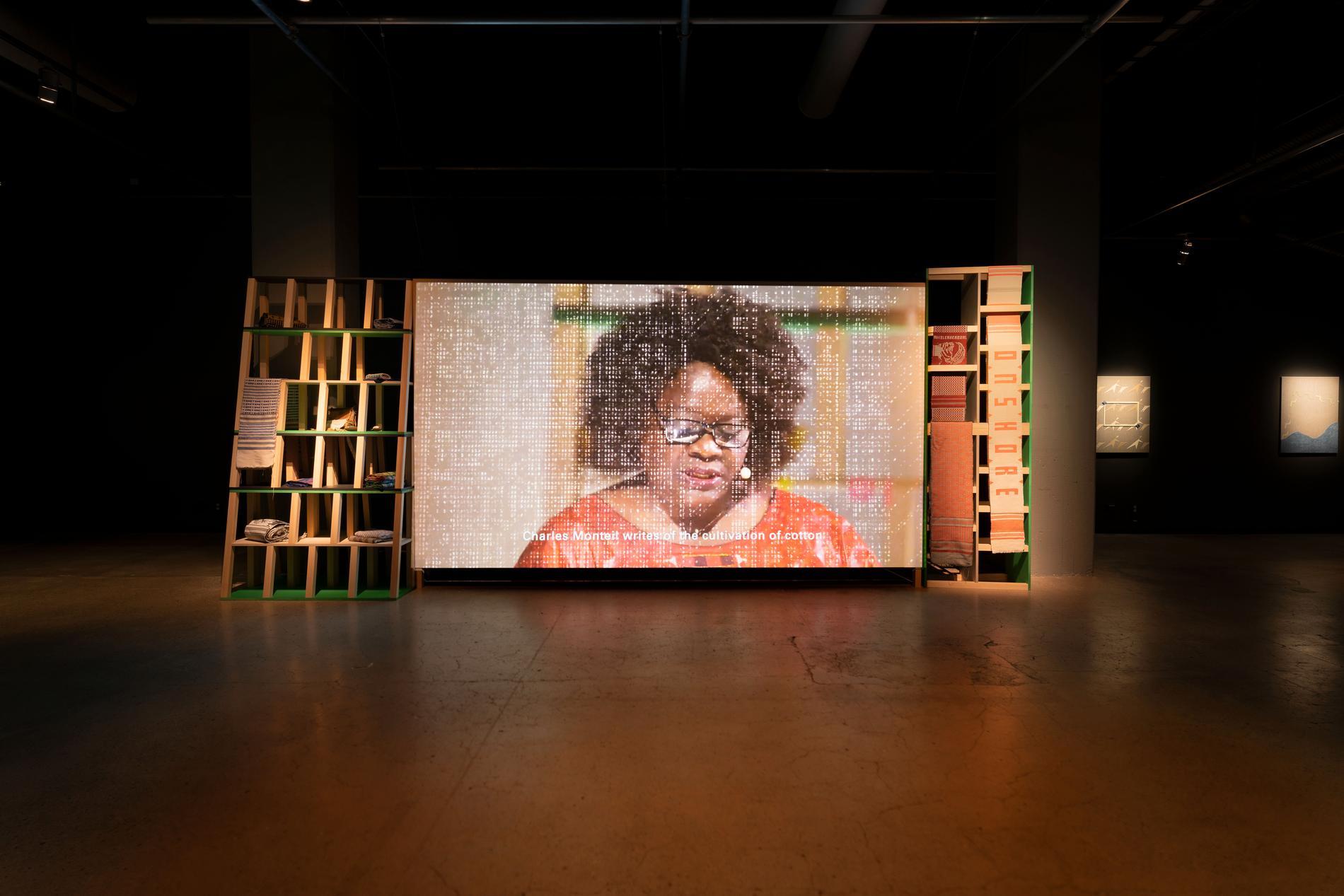 "Bild från Filipa Césars essäfilm ""Quantum creole""."