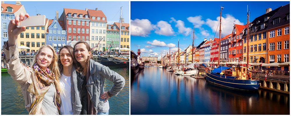 Köpenhamn är Europas bästa stad att bo i.