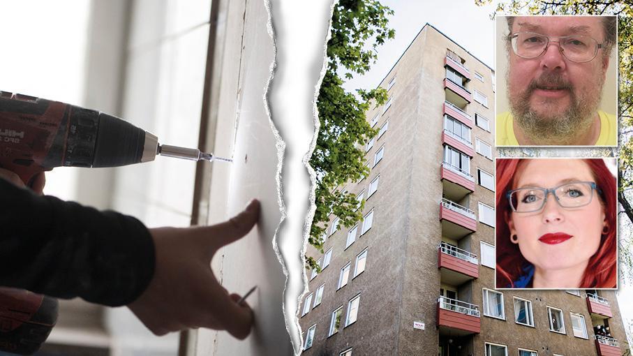 Vi har undersökt hyresnämndens praxis vid renoveringar av hyresfastigheter. En överväldigande andel av ansökningarna beviljas trots de boendes protester och  kraftiga hyreshöjningar som följd, skriver Håkan Axén och Dominika V. Polanska.