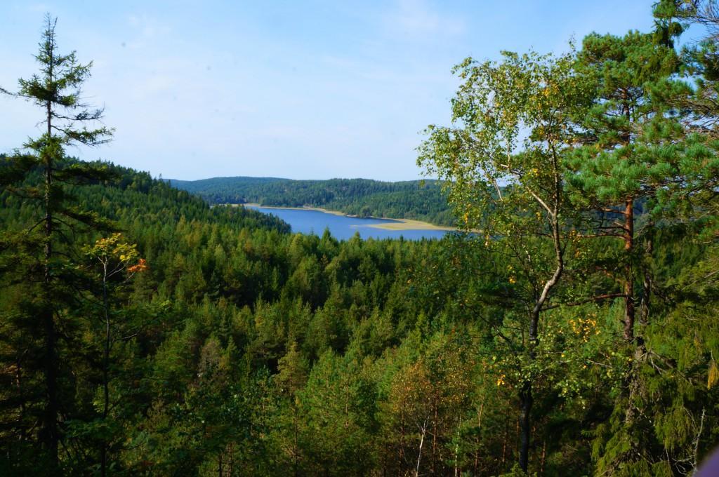 Bohusleden är en av de platser som Evelina Utterdahl har besökt i Sverige.