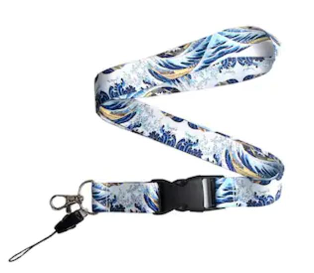 Nyckelband.