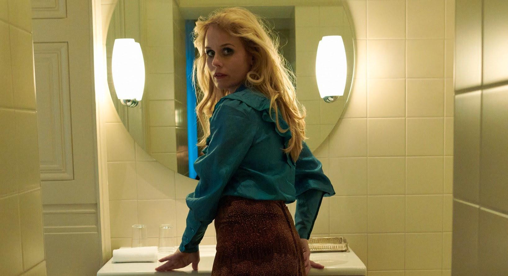"""Helena af Sandeberg spelar huvudrollen i """"Gasljus"""". Pressbild."""