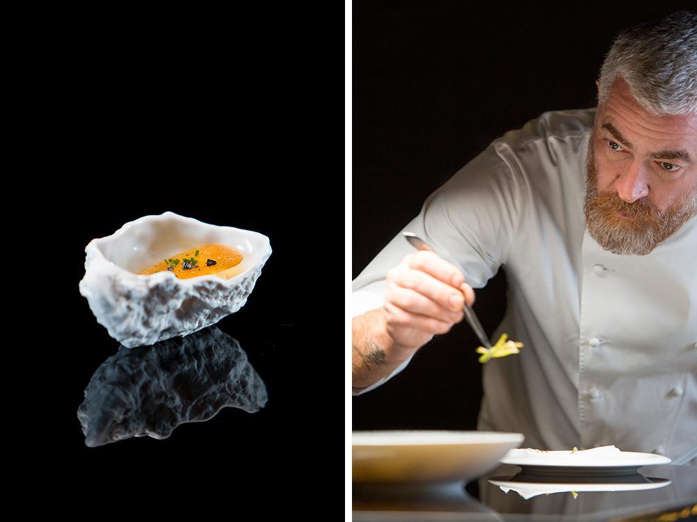 """I """"Chef's Table"""" får man följa med några av världens mest framgångsrika kockar. En fröjd för alla sinnen!"""