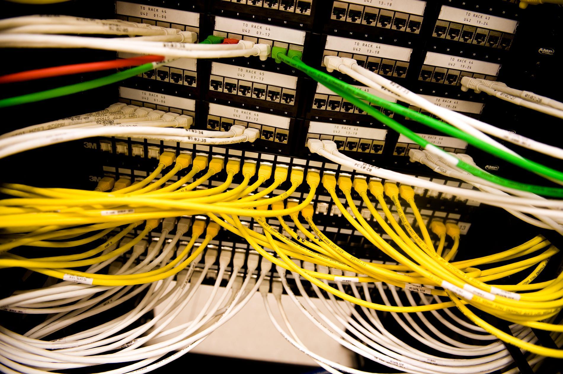 Regeringshemsidor i Gabon har utsatts för en hackerattack. Arkivbild.