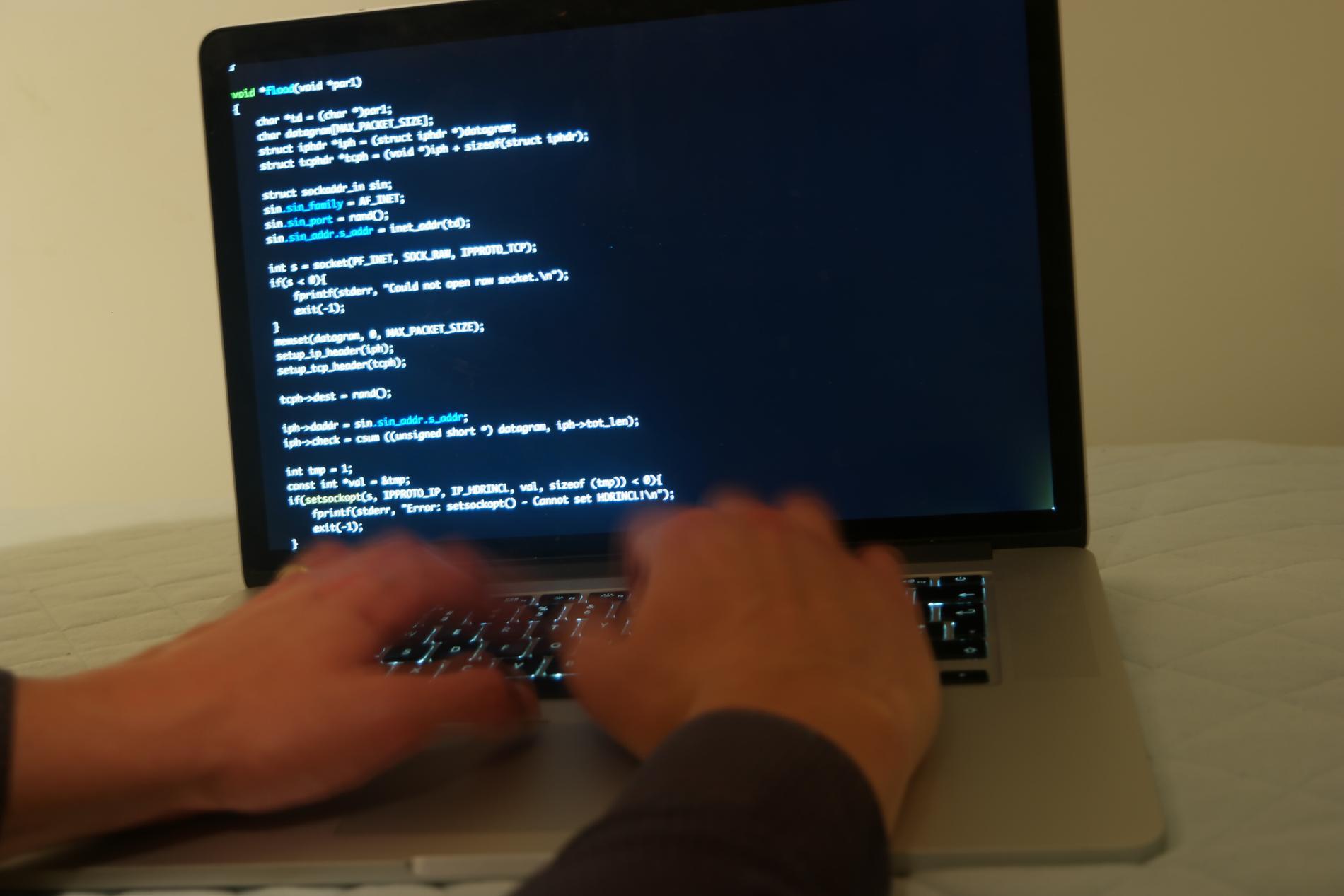 Flera länder inom EU har varnat för cyberattacker kopplade till Ryssland. Arkivbild.