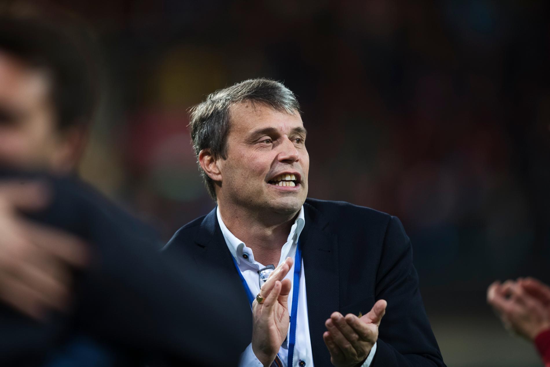 Daniel Kindberg, sportchef.