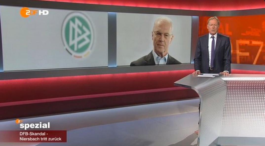 Tv-sändningen som redan blivit en modern klassiker i Tyskland.