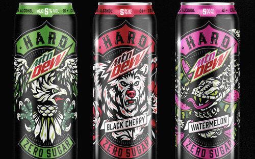 Mountain Dew ska lanseras i en alkoholhaltig version.