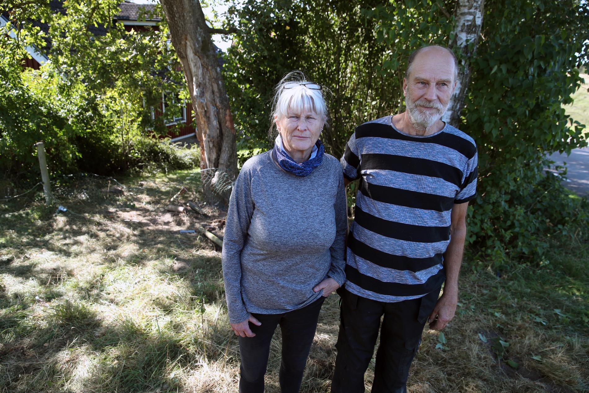 Göran Collin och Britt Collin.