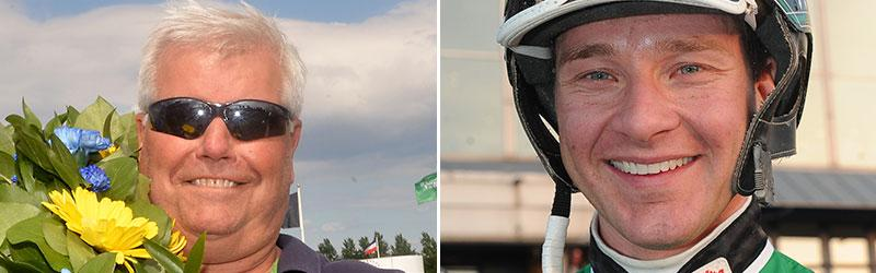 Roger Walmann ersätter Johan Untersteiner med Kenneth Haugstad.