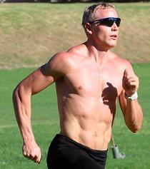 I sensommarvärmen i sydafrikanska Stellenbosch har Wissman åter igen hittat formen och kan tänka sig att satsa på OS 2016.