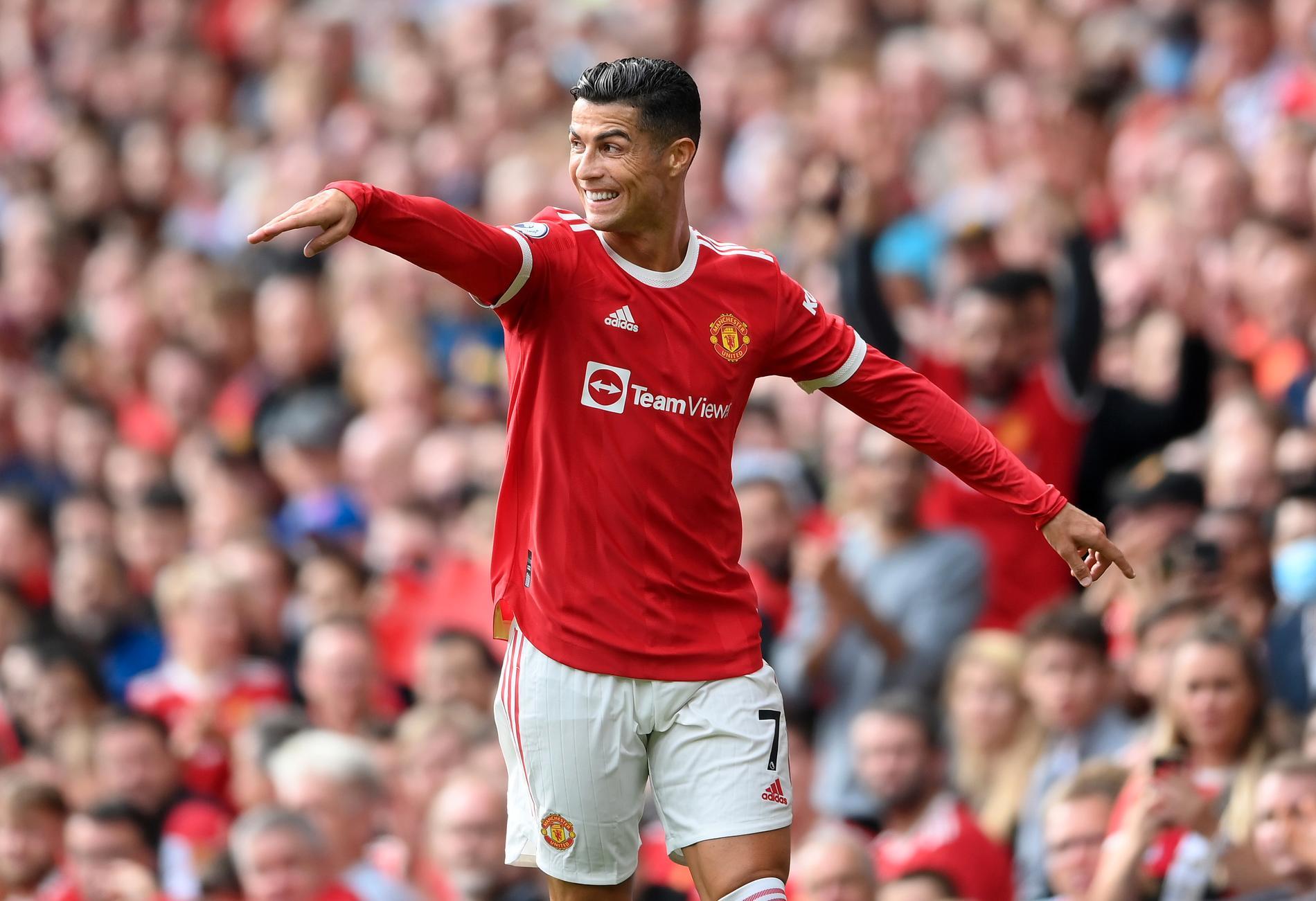 Linjära kunder kommer inte kunna se Ronaldo och Manchester United i kväll.