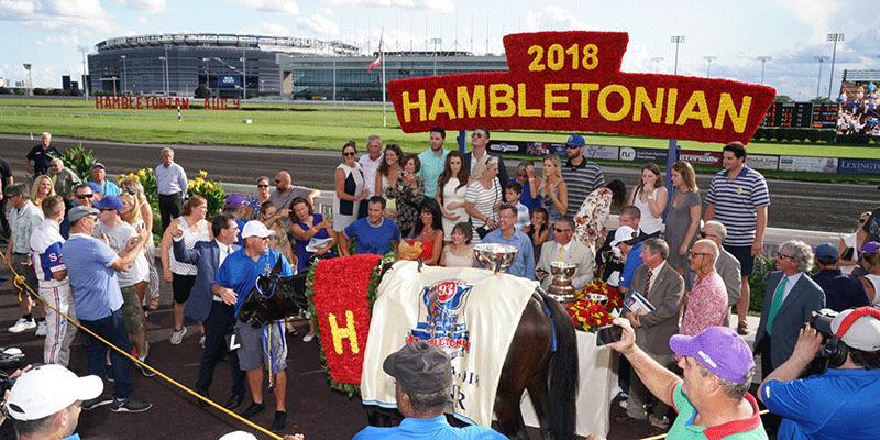 Nyblivne världsrekordhållaren Atlanta vann även Hambletonian 2018. Nu stoppas hon från att delta i Elitloppet 2022.
