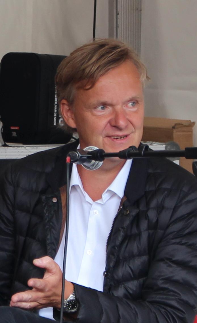 Poul Madsen, chefredaktör för Ekstra Bladet.