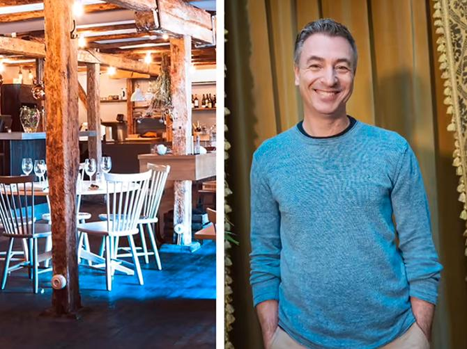 På Kockeriet i Malmö kan du äta Tareq Taylors hantverksmat.