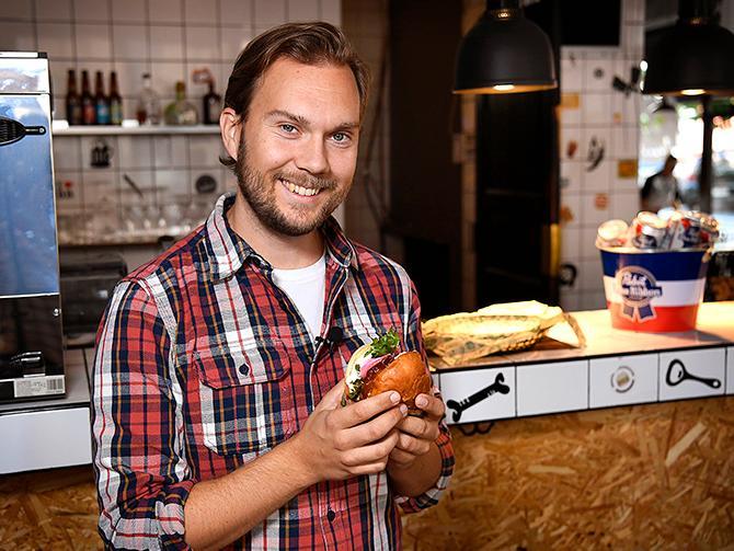 """Gustav Johansson blir kulinarisk ledare för växtbaserade restaurangen """"Chouchou""""."""