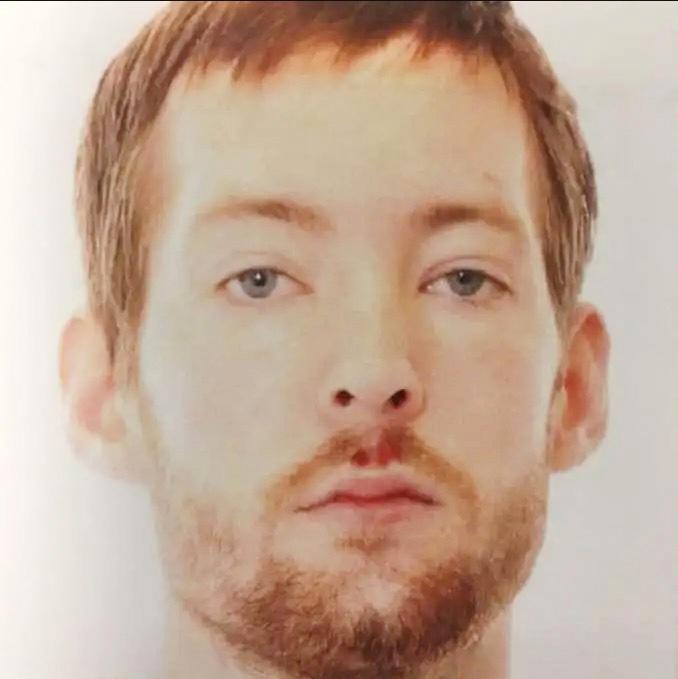 Isak Dewit, en av de dömda mördarna på anstalten.