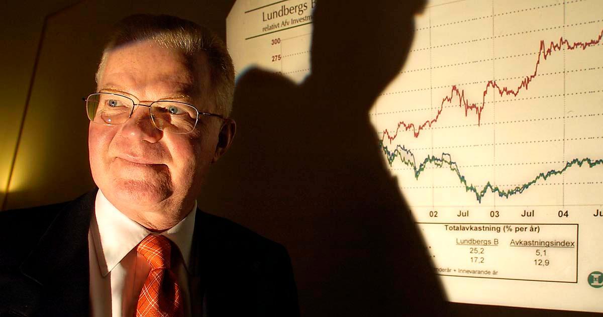39 miljoner –så mycket slapp finansmannen Fredrik Lundberg betala i skatt när förmögenhetsskatten slopades.