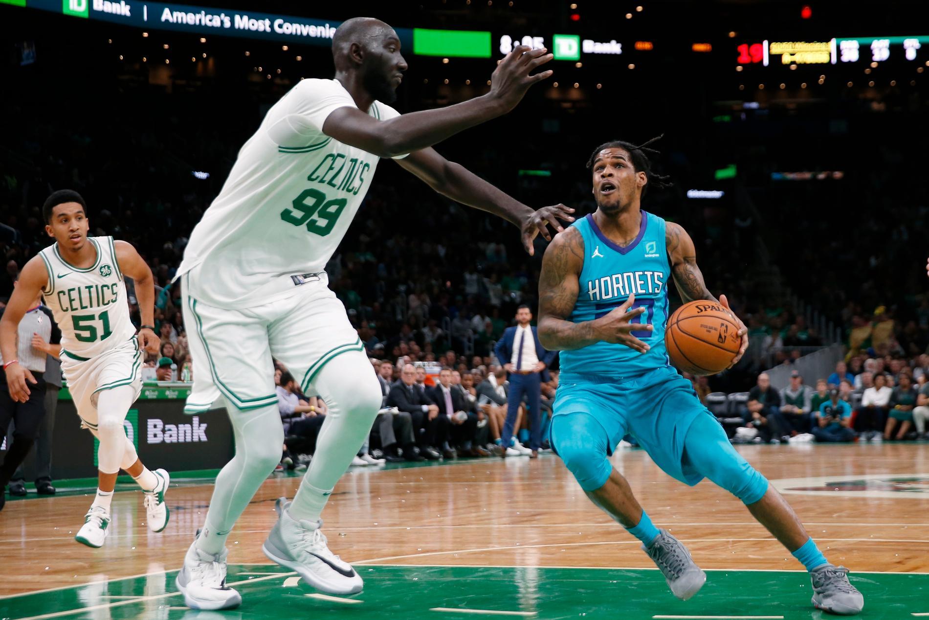Boston Celtics Tacko Fall.