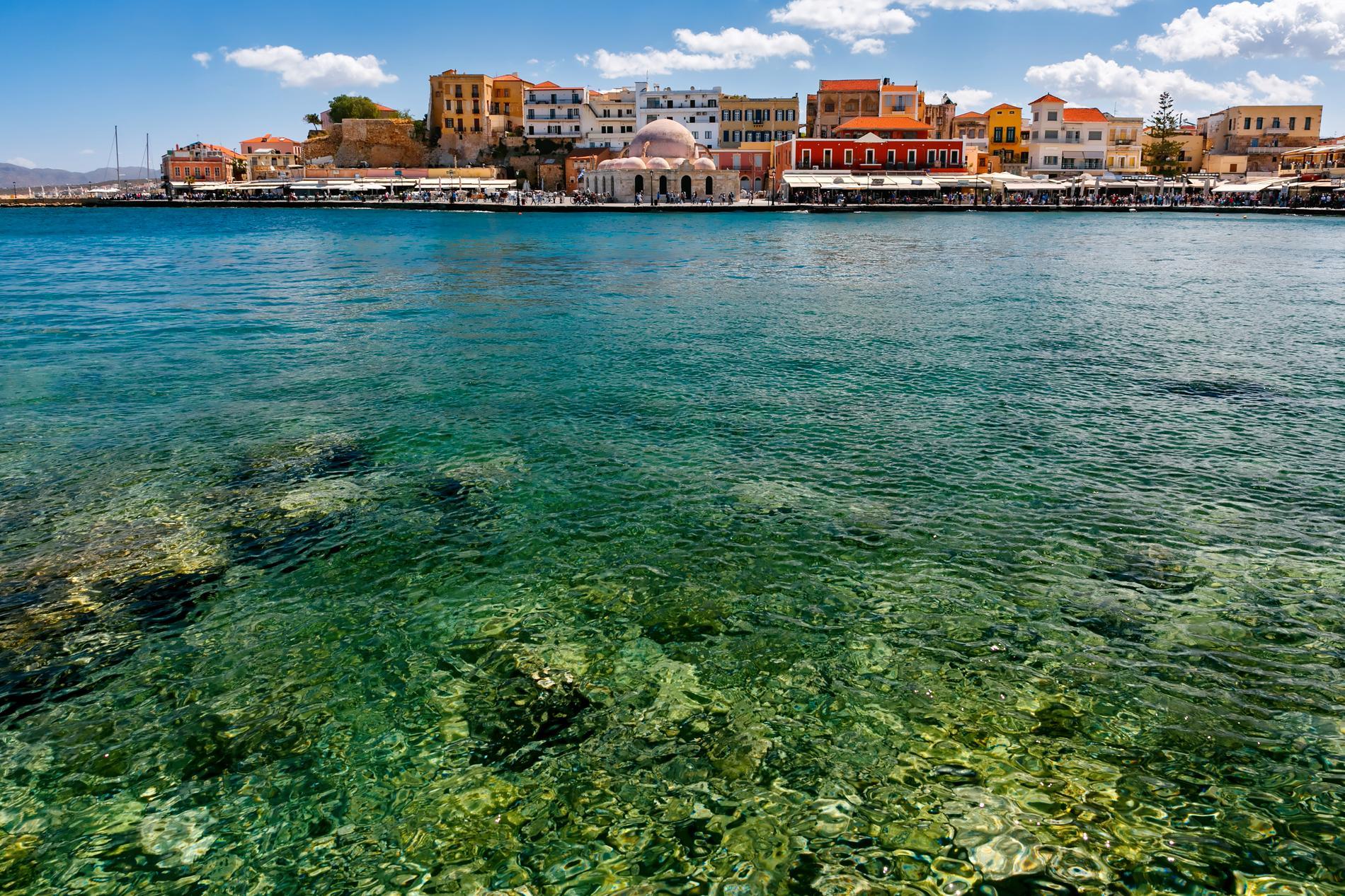 Chania är favoritstaden för Malin Mossborg, som varit på Kreta 56 gånger.