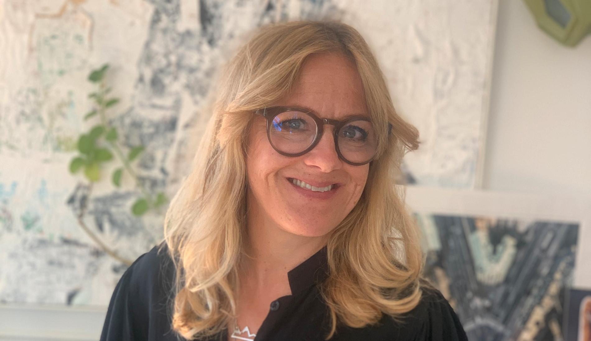 Jenny Engström, pressansvarig på Svenska turistföreningen (STF.