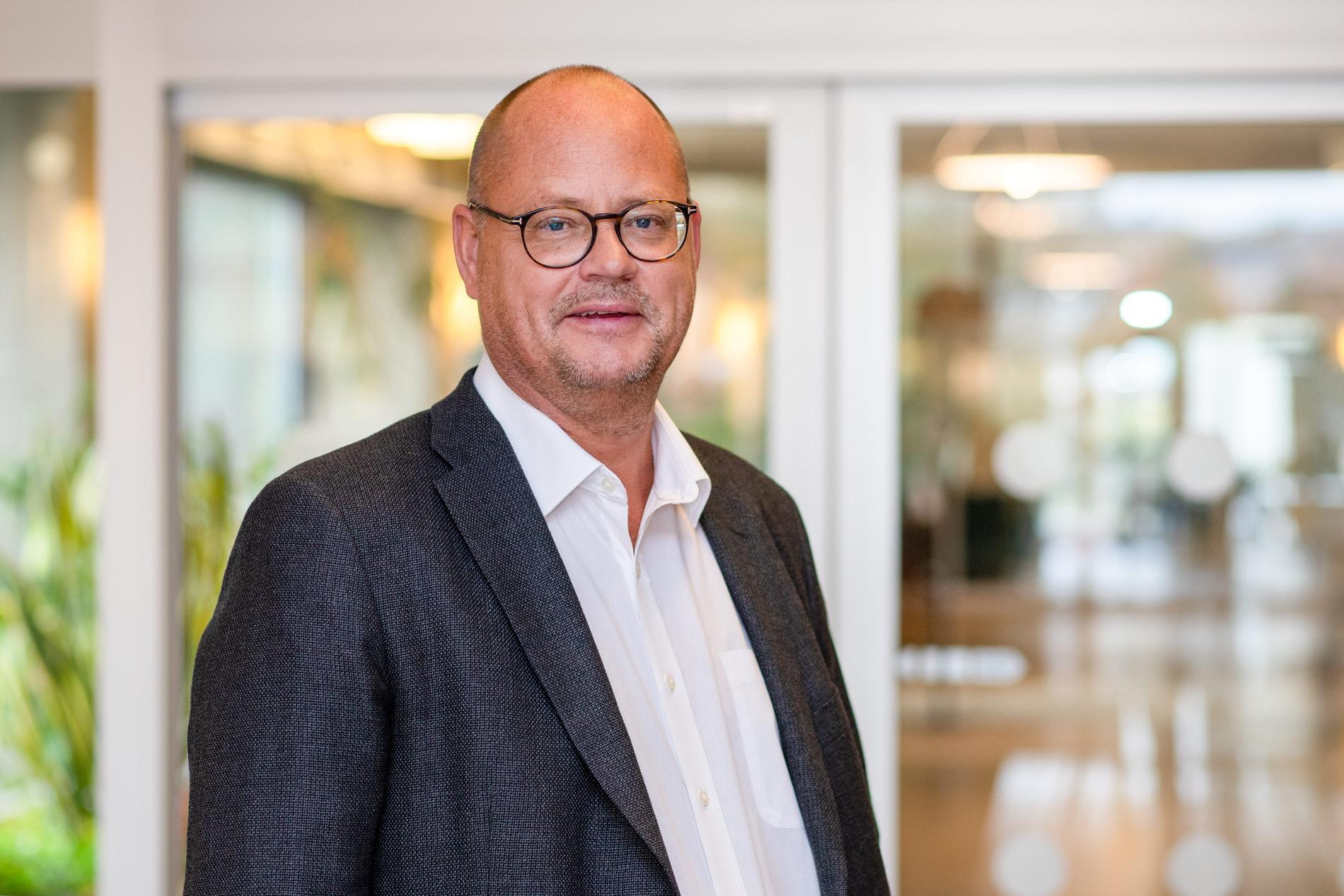 Kurt Pettersson, hälso- och sjukvårdsdirektör i Region Västernorrland.