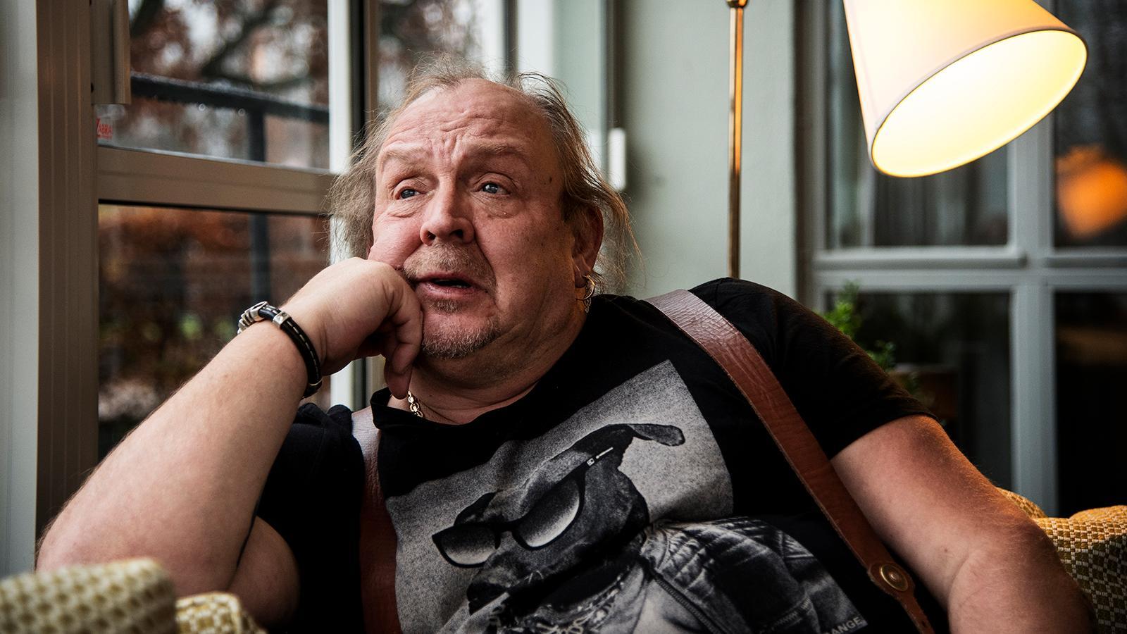 Olle Jönssons största önskan just nu är ett vaccin mot covid-19.