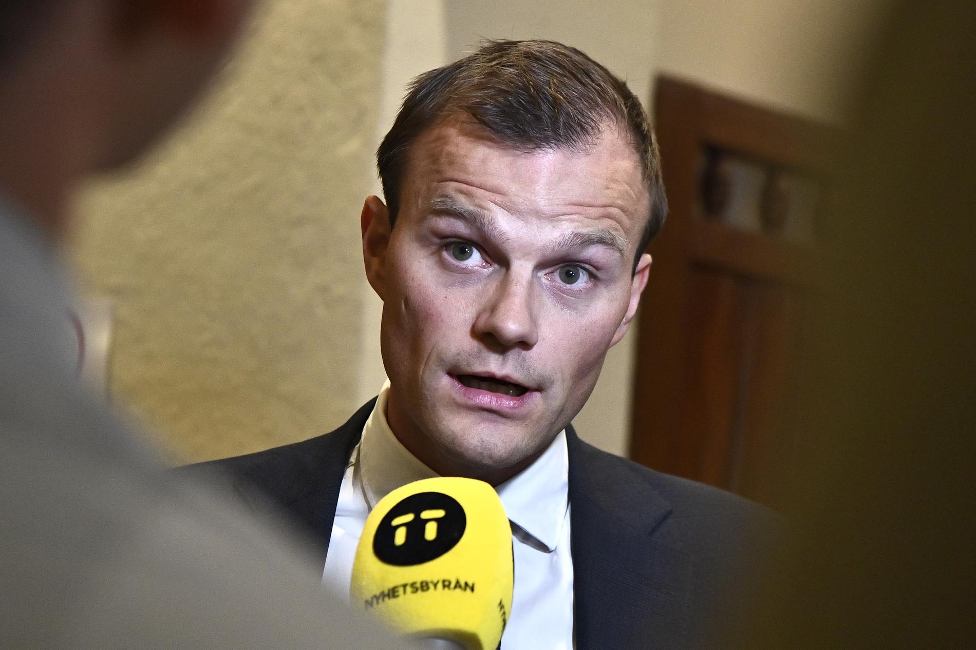 Kvinnans advokat Mikael Westerlund.