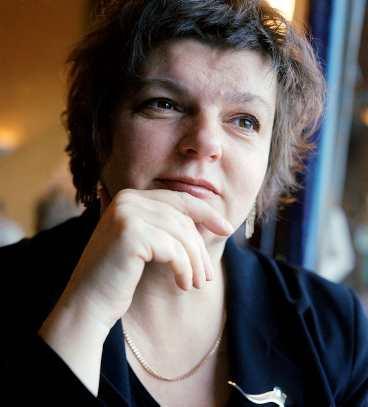 Agneta Enckell.